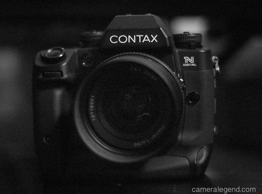 The First 35mm Full-Frame Digital SLR: The Contax N Digital – Camera ...