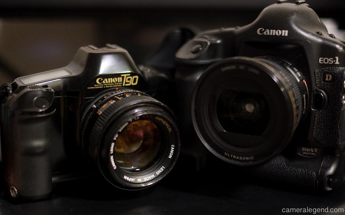 Canon T90 – Camera Legend