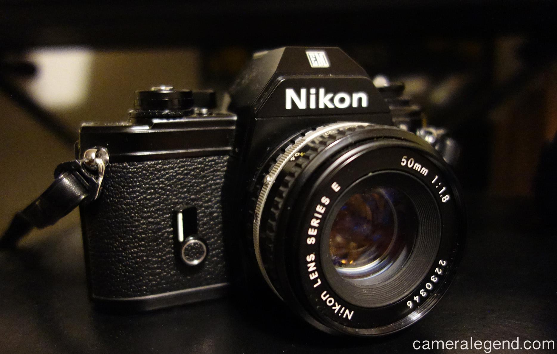 flashback friday the nikon em camera legend rh cameralegend com nikon em film camera manual Nikon M90